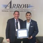 arrow physical therapy union nj