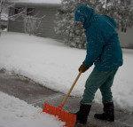 Shovel Snow Safely Arrow Physical Therapy NJ
