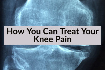 How You Can Treat Your Knee Pain